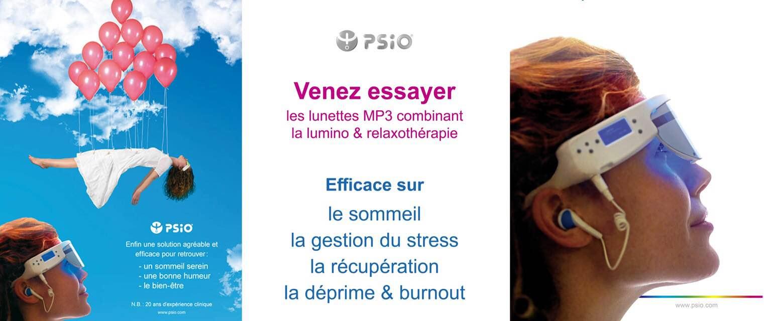 Pourquoi utiliser le Psio?
